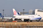 panchiさんが、成田国際空港で撮影したチャイナエアライン 747-409の航空フォト(写真)