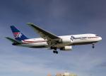 Bokuranさんが、プリンセス・ジュリアナ国際空港で撮影したアメリジェット・インターナショナル 767-232(BDSF)の航空フォト(写真)
