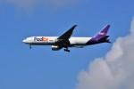 成田国際空港 - Narita International Airport [NRT/RJAA]で撮影されたフェデックス・エクスプレス - FedEx Express [FX/FDX]の航空機写真