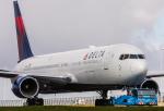 B.K JEONGさんが、アムステルダム・スキポール国際空港で撮影したデルタ航空 767-332/ERの航空フォト(飛行機 写真・画像)
