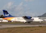 Bokuranさんが、プリンセス・ジュリアナ国際空港で撮影したリアット ATR-42-600の航空フォト(写真)