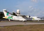 Bokuranさんが、プリンセス・ジュリアナ国際空港で撮影したエア・アンティル・エクスプレス ATR-42-600の航空フォト(写真)