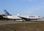 Bokuranさんが、プリンセス・ジュリアナ国際空港で撮影したジェットブルー A320-232の航空フォト(写真)
