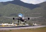 Bokuranさんが、プリンセス・ジュリアナ国際空港で撮影したTUIフライ・ネーデルランド 787-8 Dreamlinerの航空フォト(写真)