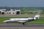 kitayocchiさんが、新千歳空港で撮影したJet Port Inc IAI 1125の航空フォト(写真)