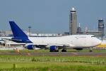 shiraponさんが、成田国際空港で撮影したウエスタン・グローバル・エアラインズ 747-446(BCF)の航空フォト(写真)