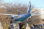 Kuuさんが、成田国際空港で撮影したアジア航測 680E Commanderの航空フォト(飛行機 写真・画像)