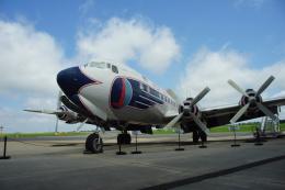 takeshifangさんが、カロライナ航空博物館で撮影したEastern Airlines  DC-7Bの航空フォト(飛行機 写真・画像)