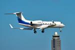 パンダさんが、成田国際空港で撮影したウィルミントン・トラスト・カンパニー G-IV-X Gulfstream G450の航空フォト(写真)