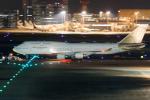 Gyoza_さんが、羽田空港で撮影したアトラス航空 747-481の航空フォト(写真)