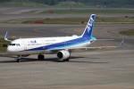 北の熊さんが、新千歳空港で撮影した全日空 A321-211の航空フォト(飛行機 写真・画像)