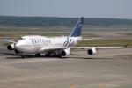 北の熊さんが、新千歳空港で撮影したチャイナエアライン 747-409の航空フォト(写真)