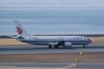 yabyanさんが、中部国際空港で撮影した中国国際航空 737-86Nの航空フォト(写真)