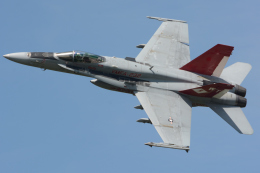 banshee02さんが、茨城空港で撮影したアメリカ海兵隊 F/A-18C Hornetの航空フォト(飛行機 写真・画像)