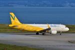 T.Sazenさんが、関西国際空港で撮影したバニラエア A320-214の航空フォト(写真)
