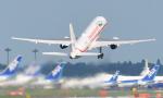 shiraponさんが、成田国際空港で撮影したハネウェル 757-225の航空フォト(写真)
