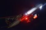 多摩川崎2Kさんが、羽田空港で撮影したカタール航空 A350-941XWBの航空フォト(写真)