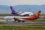 T.Sazenさんが、関西国際空港で撮影した香港航空 A330-343Xの航空フォト(飛行機 写真・画像)