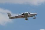 ハピネスさんが、八尾空港で撮影した日本個人所有 SR22 G2の航空フォト(写真)