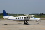 ATOMさんが、帯広空港で撮影した学校法人ヒラタ学園 航空事業本部 208B Grand Caravanの航空フォト(写真)