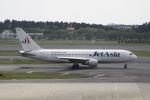 どりーむらいなーさんが、成田国際空港で撮影したジェット・アジア・エアウェイズ 767-233/ERの航空フォト(写真)