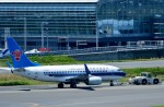 Dojalanaさんが、羽田空港で撮影した中国南方航空 737-71Bの航空フォト(写真)