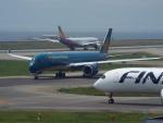 PW4090さんが、関西国際空港で撮影したベトナム航空 A350-941XWBの航空フォト(写真)