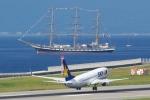 かぷちーのさんが、神戸空港で撮影したスカイマーク 737-82Yの航空フォト(写真)
