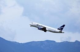 セピアさんが、松本空港で撮影したヤクティア・エア 100-95Bの航空フォト(写真)
