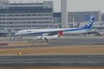 m-takagiさんが、伊丹空港で撮影した全日空 777-381の航空フォト(飛行機 写真・画像)