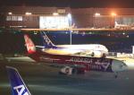 タミーさんが、羽田空港で撮影したエアアジア・エックス A330-343Xの航空フォト(写真)