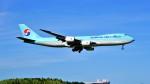 成田国際空港 - Narita International Airport [NRT/RJAA]で撮影された大韓航空 - Korean Air [KE/KAL]の航空機写真