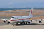 じゃりんこさんが、中部国際空港で撮影した航空自衛隊 747-47Cの航空フォト(写真)
