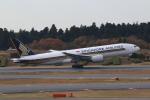 MA~RUさんが、成田国際空港で撮影したシンガポール航空 777-212/ERの航空フォト(写真)