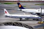 スワンナプーム国際空港 - Suvarnabhumi International Airport [BKK/VTBS]で撮影された中国国際航空 - Air China [CA/CCA]の航空機写真