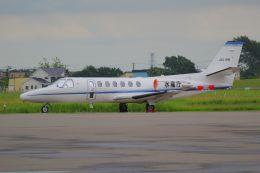 NASDAJAXAさんが、札幌飛行場で撮影した中日本航空 560 Citation Vの航空フォト(写真)