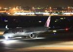 タミーさんが、羽田空港で撮影したカタール航空 A350-941XWBの航空フォト(写真)