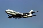 ansett767ksさんが、成田国際空港で撮影したエバーグリーン航空 747-121(SF)の航空フォト(写真)