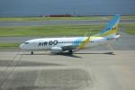 meijeanさんが、羽田空港で撮影したAIR DO 737-781の航空フォト(写真)