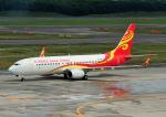 じーく。さんが、新千歳空港で撮影した海南航空 737-84Pの航空フォト(飛行機 写真・画像)