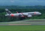 じーく。さんが、新千歳空港で撮影したジェットスター・ジャパン A320-232の航空フォト(飛行機 写真・画像)