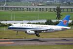 kumagorouさんが、仙台空港で撮影した中国南方航空 A319-132の航空フォト(飛行機 写真・画像)