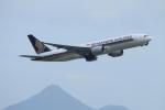 reonさんが、香港国際空港で撮影したシンガポール航空 777-212/ERの航空フォト(写真)