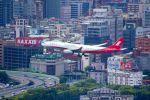 台北松山空港 - Taipei Songshan Airport [TSA/RCSS]で撮影された上海航空 - Shanghai Airlines [FM/CSH]の航空機写真