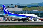 Dojalanaさんが、函館空港で撮影したANAウイングス 737-5L9の航空フォト(写真)