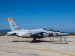 Mame @ TYOさんが、米子空港で撮影した航空自衛隊 T-4の航空フォト(写真)