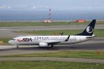 MOHICANさんが、関西国際空港で撮影した山東航空 737-85Nの航空フォト(写真)