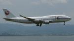 C.Hiranoさんが、関西国際空港で撮影した日本航空 747-446の航空フォト(写真)