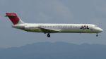 C.Hiranoさんが、関西国際空港で撮影した日本航空 MD-87 (DC-9-87)の航空フォト(写真)