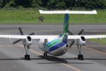 かずまっくすさんが、五島福江空港で撮影したオリエンタルエアブリッジ DHC-8-201Q Dash 8の航空フォト(写真)